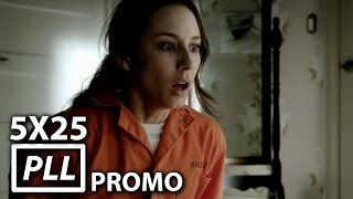 "Pretty Little Liars 5x25 Promo - ""welcome To The Dollhouse"""