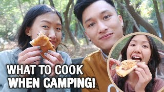 What To Eat/Cook f๐r Camping | WahlieTV EP625