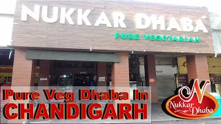 Street Food in Chandigarh - ULTIMATE 4-HOUR Food Tour in Chandigarh! I MOST RECOMMENDED Nukkar Dhaba