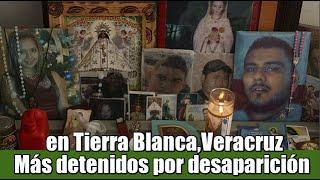 Tres detenidos por la desaparición  jóvenes en Tierra Blanca, Veracruz