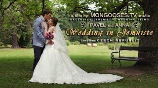 Свадьба в замке Емниште, свадебный фильм | Wedding in Jemniste castle, wedding movie