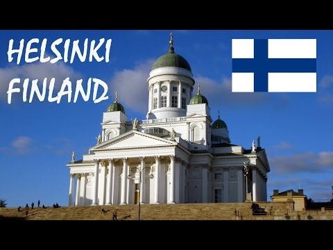 Helsinki in Finland tourism video: Helsinki Suomi matkailu - Finnish Travel film