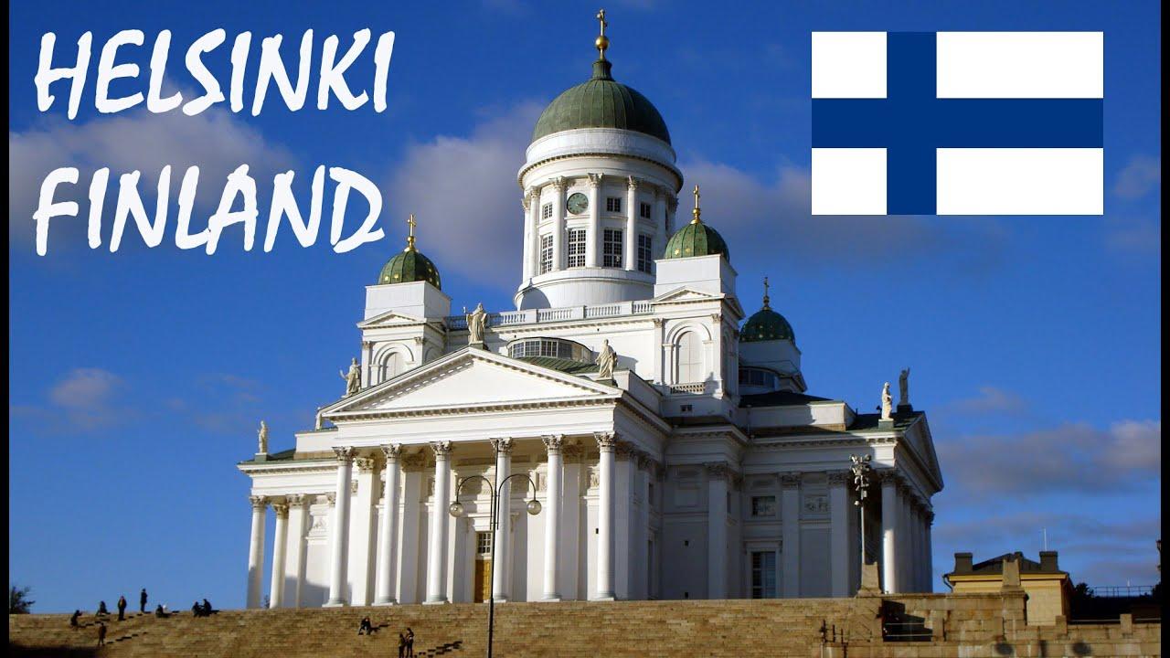 Helsinki In Finland Tourism Video Helsinki Suomi Matkailu