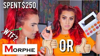 HONEST MORPHE PRODUCTS REVIEW| IS IT WORTH YOUR MONEY?! | BodmonZaid