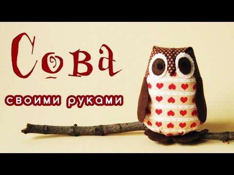 Декор для интерьера. Декоративная Сова своими руками. | Elma-toys