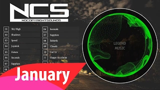 Top 15 Nocopyrightsounds January 2017 ⛔ Best Of NCS January 2017  ✔