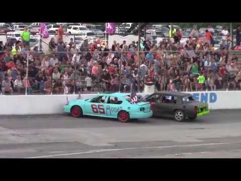 South Bend Motor Speedway Simon Says Race 7-6-2019