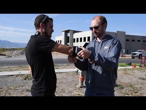 Hand-Arm Vibration Measurement Setup