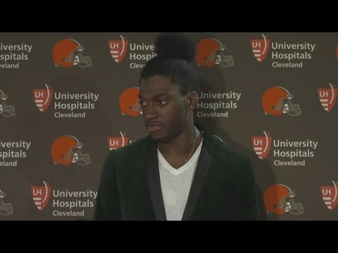 Robert Griffin III Post Game Press Conference