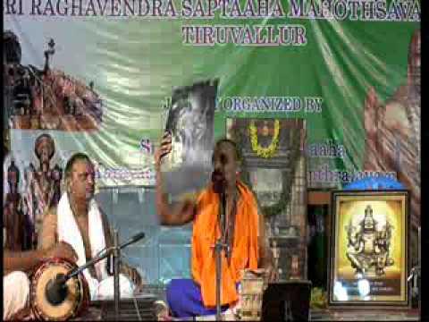 Mysore Ramachandra Acharya Music concert Pary 01