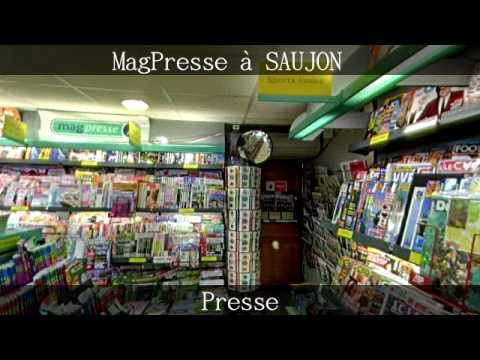 MagPresse à SAUJON   by GIROPTIC