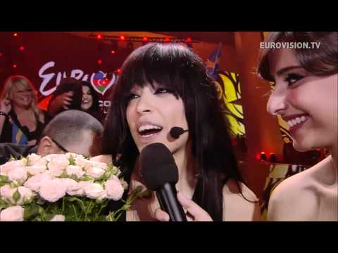 Loreen - Euphoria - Sweden wins the 2012 Eurovision Song Contest