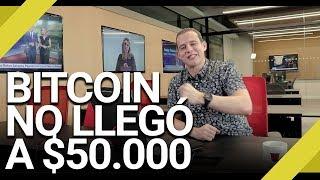Bitcoin no llegó a $50,000 - ¿Bitcoin en 2019?