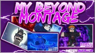[100TH UPDATE!] MY NRPG BEYOND MONTAGE!| THE END OF THE BEYOND SERIES?!| ROBLOX NRPG- Beyond