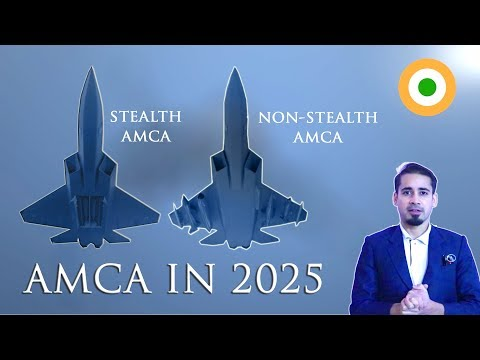 AMCA by 2025 every Part Update | सभी पुर्जे की जानकारी | Detailed analysis About AMCA update,