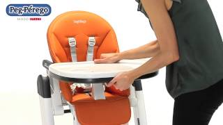 Peg Perego - Siesta - High chair(Peg Perego transformable Highchair Siesta You can buy it in Prénatal stores and online: in Italy http://bit.ly/1iJytwb and in Spain http://bit.ly/M80y49., 2013-11-07T17:27:14.000Z)