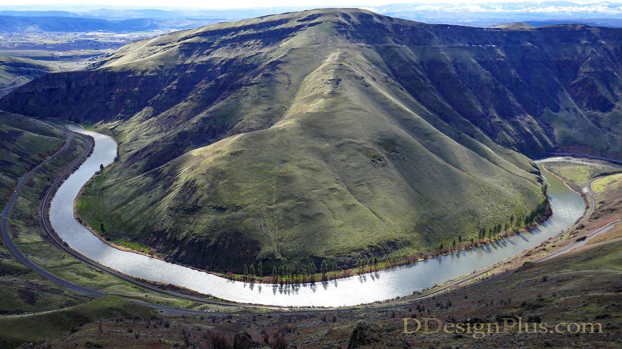 Yakima river canyon central washington state youtube for Landscaping rocks yakima