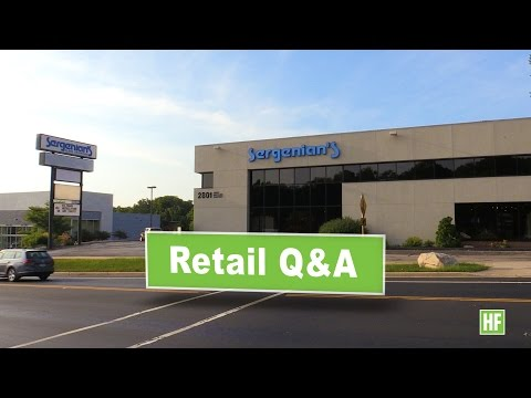 Full interview with Sergenian's Flooring Retail Sales Manager Mark Maly