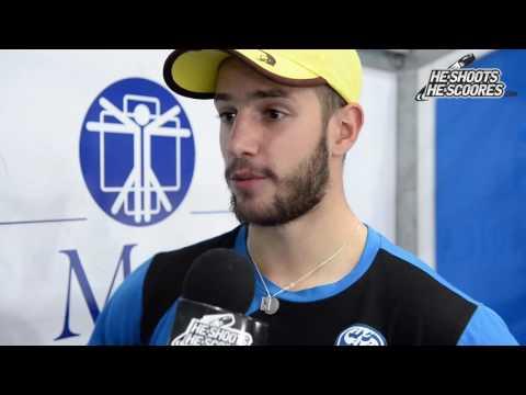 Intervista a Jason Fuchs - HC Ambrì Piotta, 15.10.2016