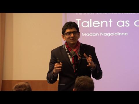 Talent as a currency - Madan Nagaldinne