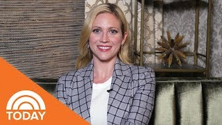 Brittany Snow On Why She Loves Her Visible Forehead Scar: It Adds Character | TODAY