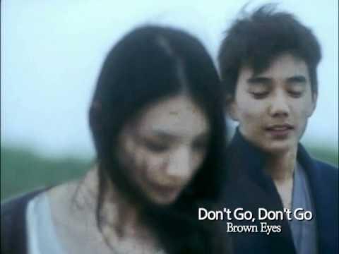 [K-POP, M/V] Brown Eyes , Don't Go, Don't Go (CJ E&M)