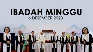 Ibadah Minggu 6 Desember 2020 untuk Umum (Ibadah Perjamuan Kudus Masa Natal)