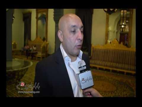 """عصام يوسف: استعد لكتابة """"قصر البارون"""" لنيللي كريم بعد رمضان"""