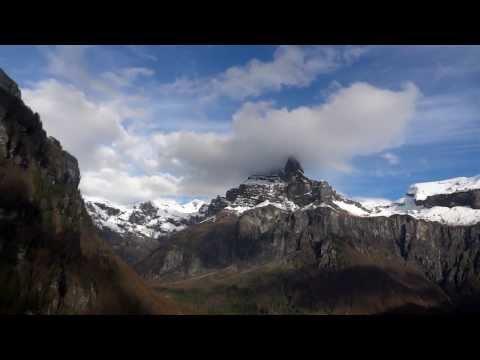 La Haute-Savoie vue du ciel