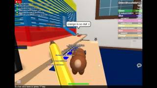 ROBLOX- Live Life As A Hamster With Dillen!