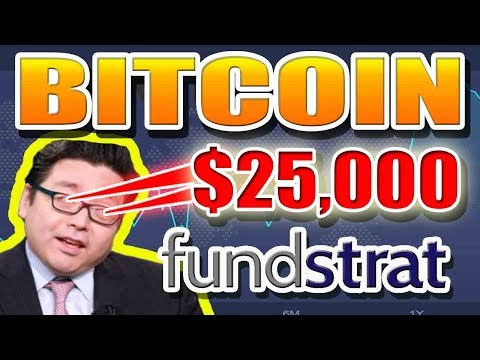 Tom Lee thinks Bitcoin is changing the world of finance, do you?
