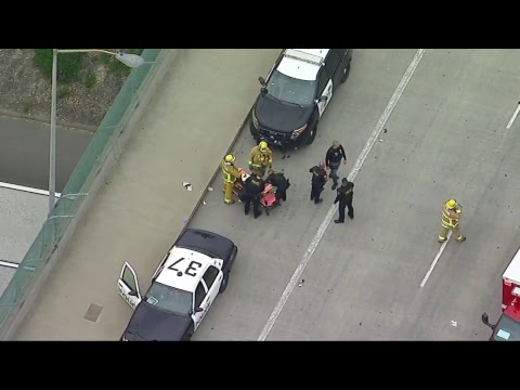 Watch Live: (KABC) Police chase is underway in the Los Angeles area.
