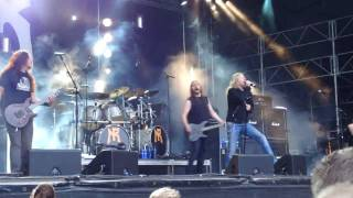 Nocturnal Rites Never Again Live Nordic Rock 2010