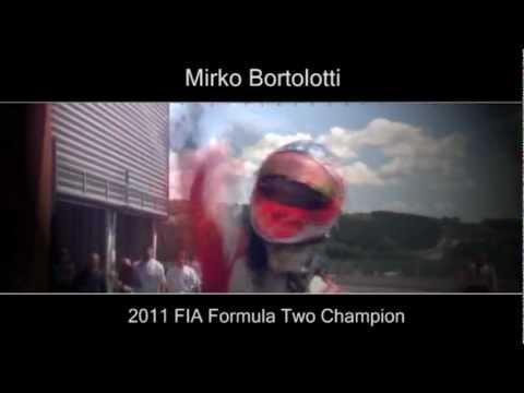 Mirko Bortolotti - 2011 FIA Formula Two Champion