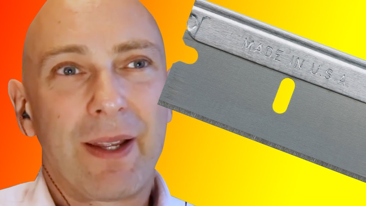 How To Cut Off Your Testicles With A Razor Blade In Prison | Shaun Attwood