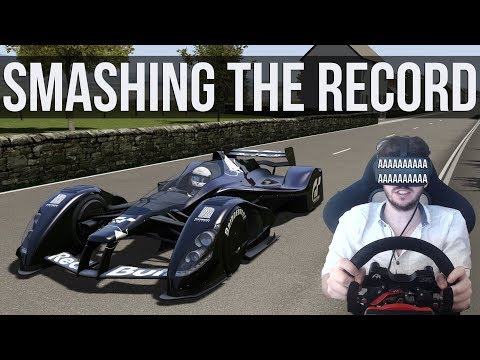 The Fastest Car In Sim Racing Takes On The Isle Of Man TT Circuit
