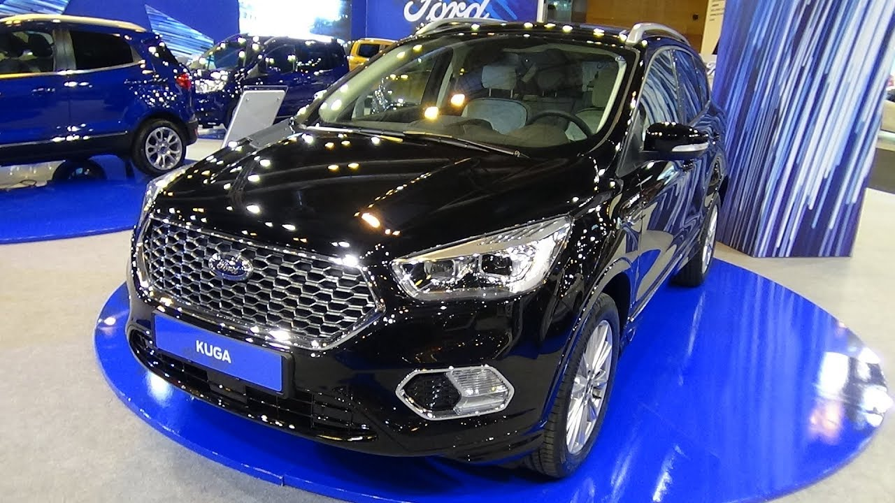 2018 ford kuga vignale 1 5 ecoboost 4x2 150 exterior and. Black Bedroom Furniture Sets. Home Design Ideas