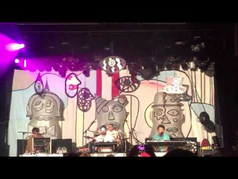 Animal Collective - Alvin Row live @ Irving Plaza NYC (2/23/16)