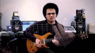 Bruno Mars - GRENADE - Guitar Cover by Adam Lee