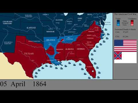 The American Civil War: Every Day (2.0)