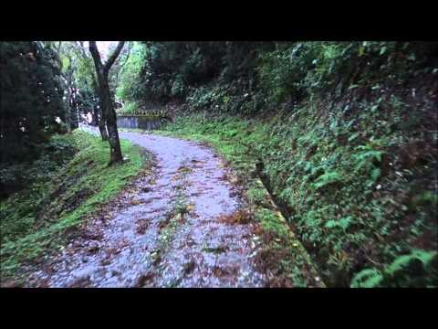 TRX850 秋田県 五城目町 森山
