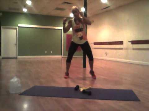 Kickboxing Choreography 1