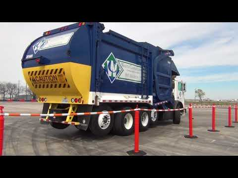 Waste Connections Truck Rodeo