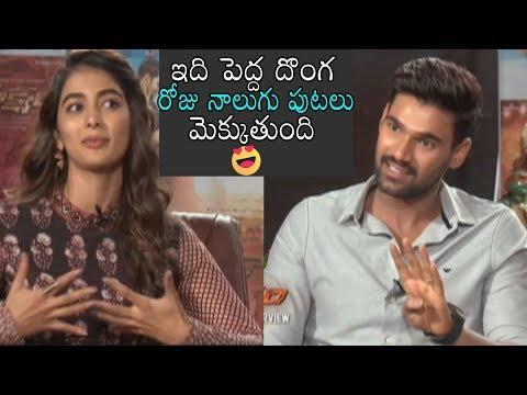 Hero Sai Shocking Comments on Pooja Hegde | Saksham Interview | Daily Culture
