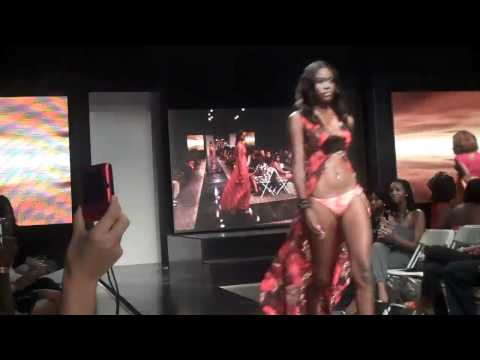 Caribbean fashion week jamaica 2011