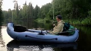 Путешествие по северной реке Тобысь 1 часть