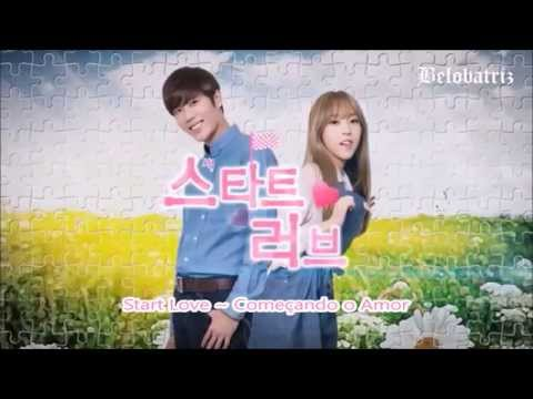 START LOVE ~Kyu Jong & MoonByul ~Entrevista com Kim Kyu Jong ~ LEGENDADO PT BR