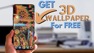 Get a 3D Wallpaper on any Phone (for free) screenshot 4