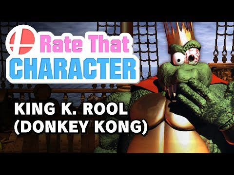 King K. Rool -- Rate That Character
