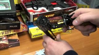 видео Оружие и игрушки Villa (Вилла)